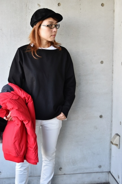 THE NORTH FACE STYLE ★★   RED / BLACK_d0152280_07514114.jpg