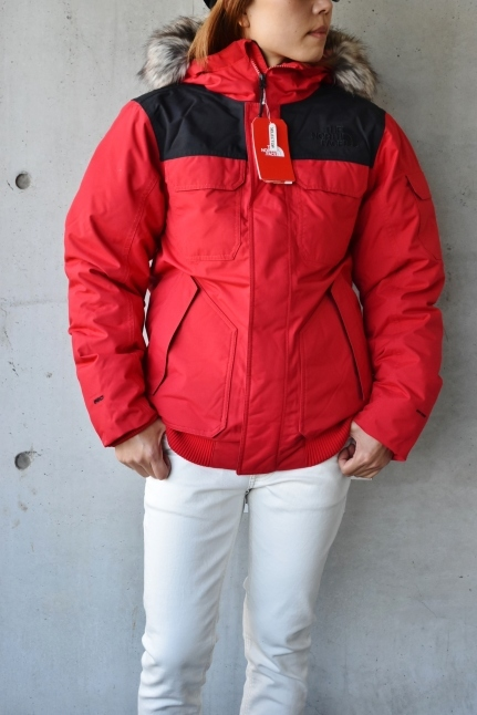 THE NORTH FACE STYLE ★★   RED / BLACK_d0152280_07523850.jpg