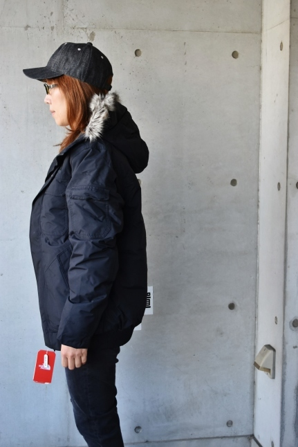 THE NORTH FACE STYLE ★★   RED / BLACK_d0152280_07542194.jpg