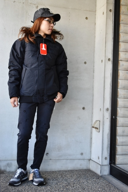 THE NORTH FACE STYLE ★★   RED / BLACK_d0152280_07543934.jpg