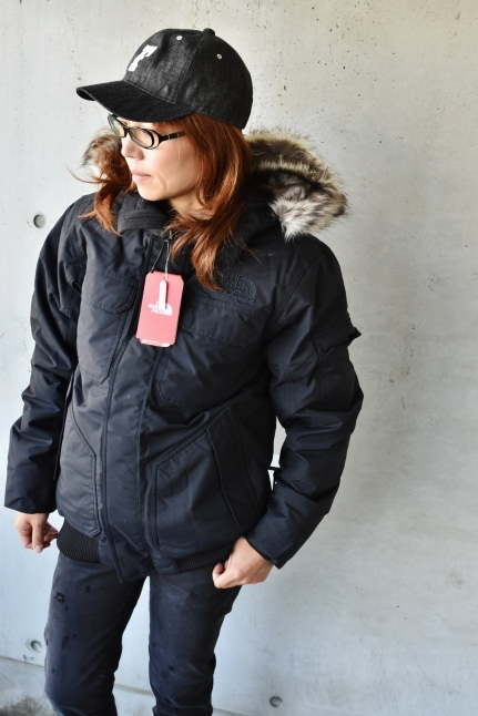 THE NORTH FACE STYLE ★★   RED / BLACK_d0152280_07545854.jpg