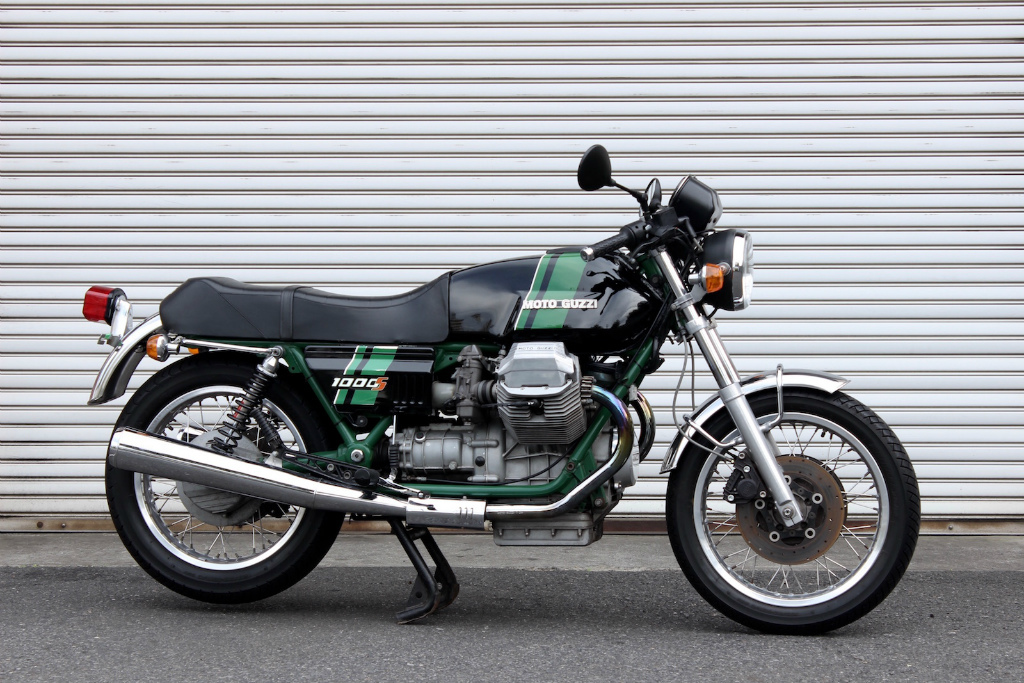 Moto Guzzi 1000S 入荷_a0208987_18311098.jpg