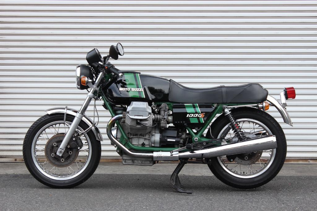 Moto Guzzi 1000S 入荷_a0208987_18311247.jpg