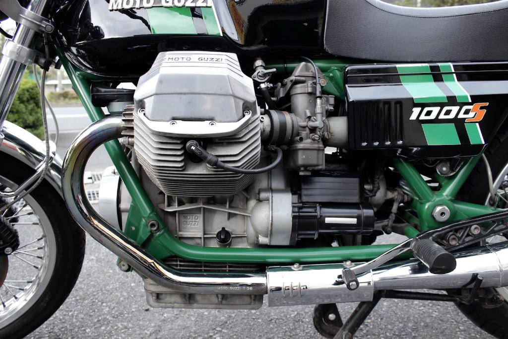 Moto Guzzi 1000S 入荷_a0208987_18312512.jpg