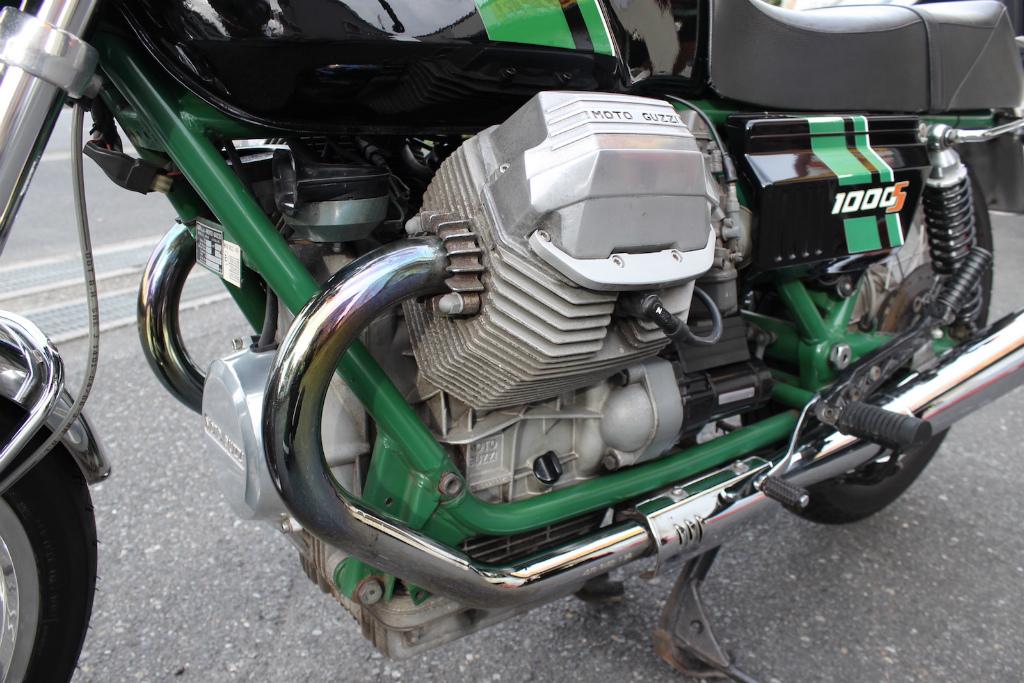 Moto Guzzi 1000S 入荷_a0208987_18313258.jpg