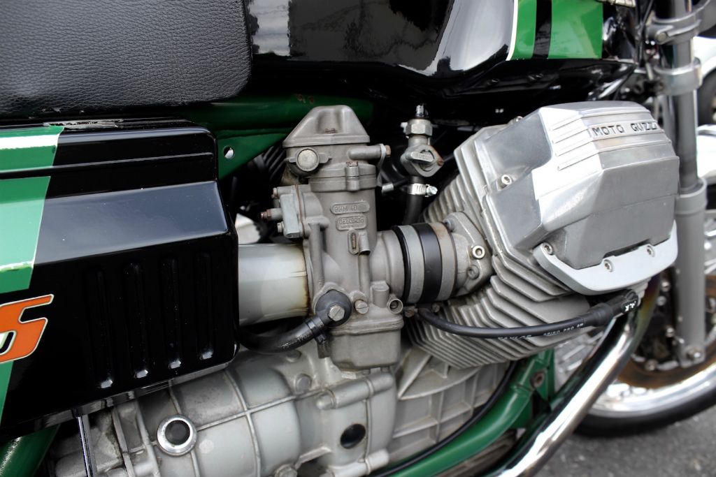 Moto Guzzi 1000S 入荷_a0208987_18313675.jpg