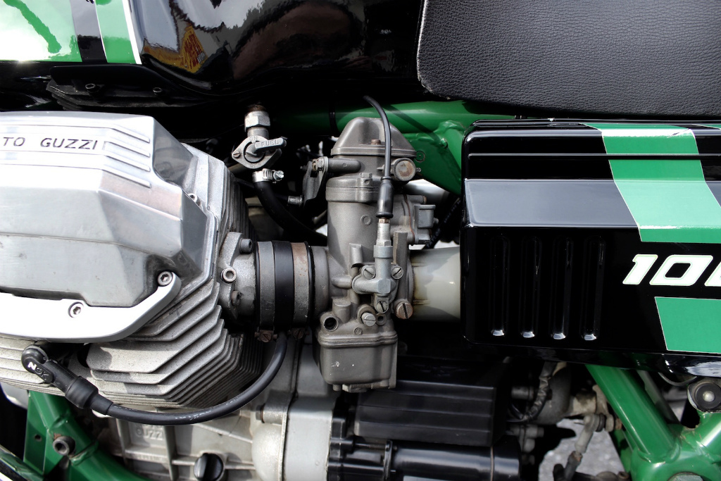 Moto Guzzi 1000S 入荷_a0208987_18314237.jpg