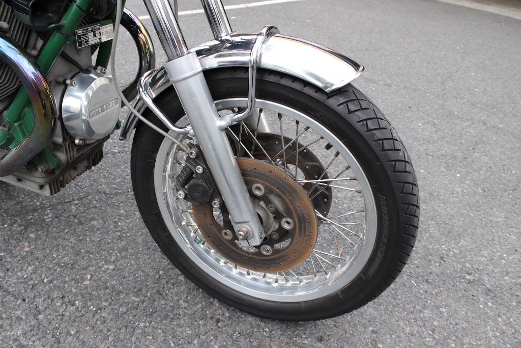 Moto Guzzi 1000S 入荷_a0208987_18315719.jpg