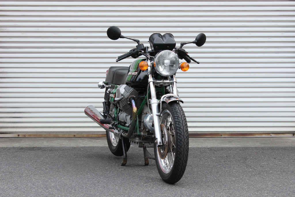 Moto Guzzi 1000S 入荷_a0208987_18322677.jpg