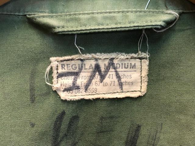 11月13日(水)マグネッツ大阪店ヴィンテージ入荷!!#2 U.S.Military Part2編! 60\'s Vietnam TCU 1st JKT&Souvenir JKT!!_c0078587_12515612.jpg
