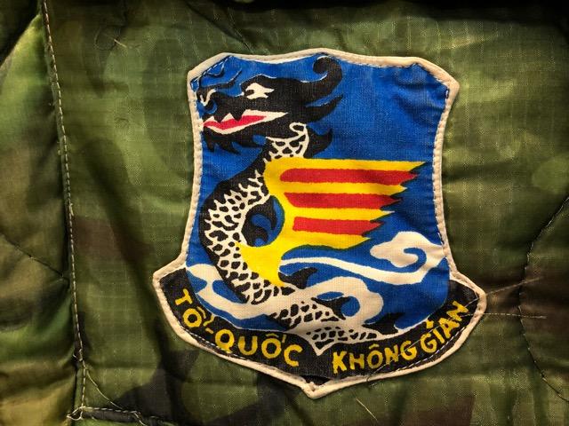 11月13日(水)マグネッツ大阪店ヴィンテージ入荷!!#2 U.S.Military Part2編! 60\'s Vietnam TCU 1st JKT&Souvenir JKT!!_c0078587_13111467.jpg