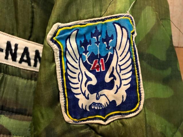 11月13日(水)マグネッツ大阪店ヴィンテージ入荷!!#2 U.S.Military Part2編! 60\'s Vietnam TCU 1st JKT&Souvenir JKT!!_c0078587_13113624.jpg