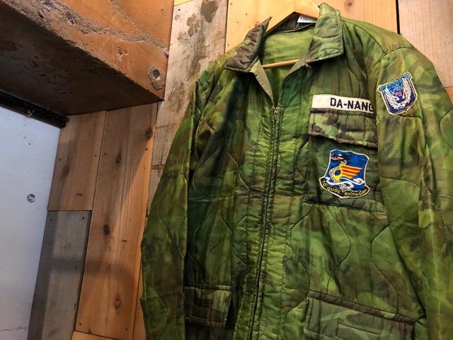 11月13日(水)マグネッツ大阪店ヴィンテージ入荷!!#2 U.S.Military Part2編! 60\'s Vietnam TCU 1st JKT&Souvenir JKT!!_c0078587_13115989.jpg