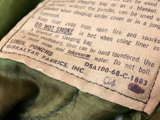 11月13日(水)マグネッツ大阪店ヴィンテージ入荷!!#2 U.S.Military Part2編! 60\'s Vietnam TCU 1st JKT&Souvenir JKT!!_c0078587_1384541.jpg