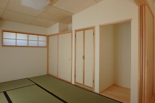 新潟市秋葉区 完成内部_c0091593_11480647.jpg