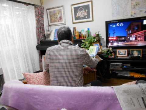 じじいは朝から将棋大会へ&夕食の準備ハンバーグ_f0019498_09123805.jpg