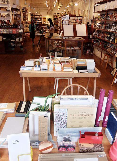 ニューヨークの文房具屋さんで見かけた日本製の品々_b0007805_04273324.jpg