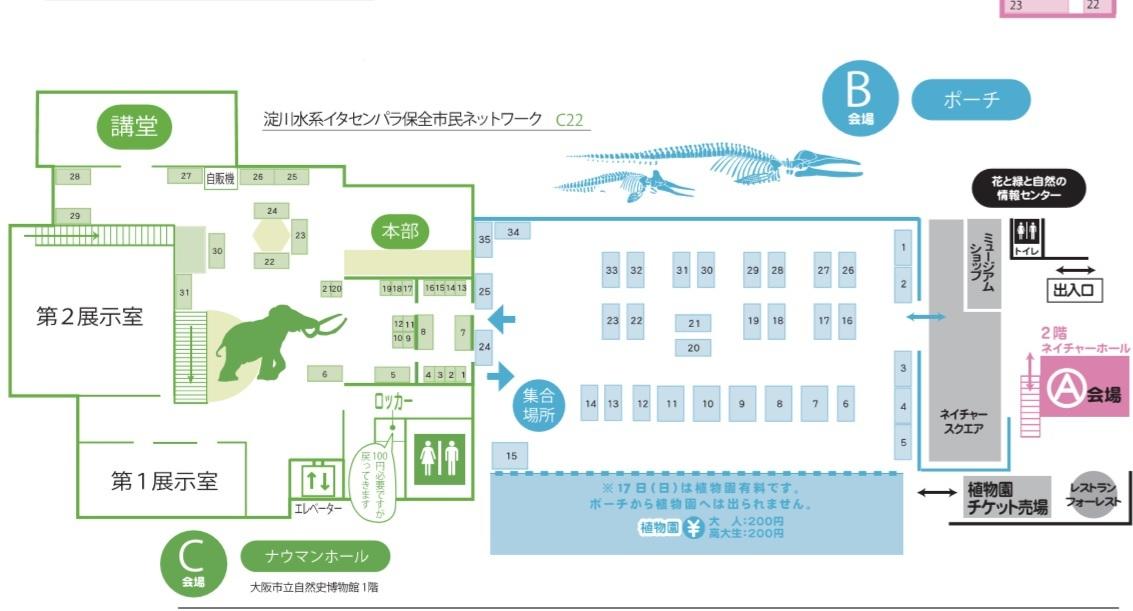 大阪自然史フェスティバルにイタセンネット出展のお知らせ_a0263106_12160440.jpg
