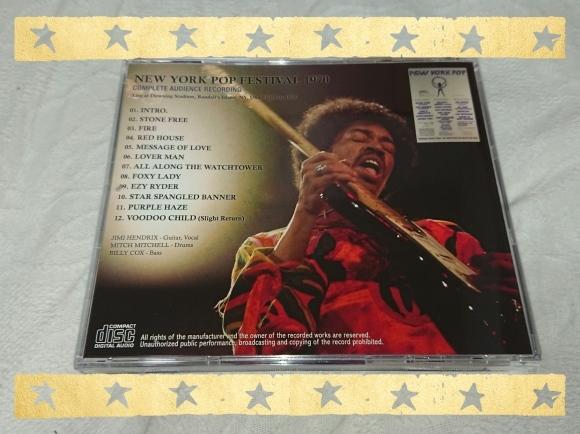 JIMI HENDRIX / NEW YORK POP FESTIVAL 1970 COMPLETE AUDIENCE RECORDING_b0042308_22291871.jpg