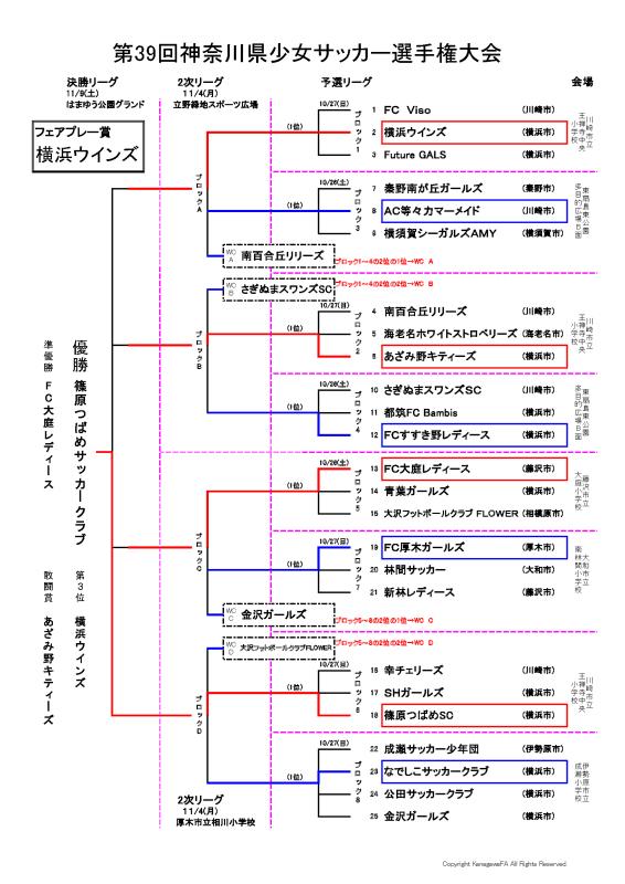 神奈川県少女サッカー選手権大会 第3位_f0375011_22332896.jpg
