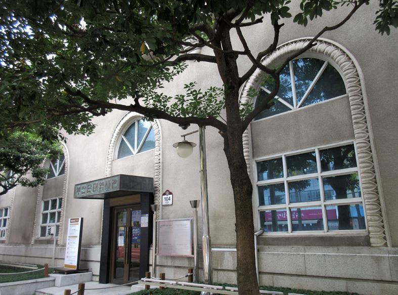 ■パトカーに乗って行く朝鮮通信使歴史館――こういう時こそ、いつもの釜山へ_d0190217_22410367.jpg