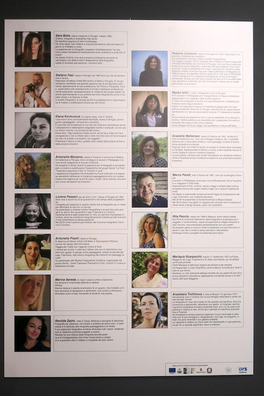 女性の視点・優しさ・美を地域に世界に、女性写真・詩の展覧会 イタリア トラジメーノ湖_f0234936_853490.jpg