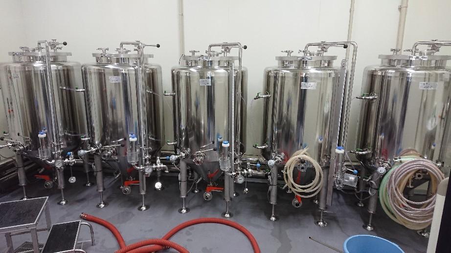 地ビール工場完成初仕..._d0174738_09041677.jpg