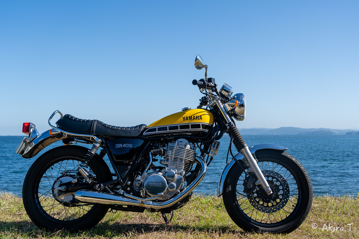 バイクは楽し!! YAMAHA SR400 -58- 淡路島_f0152550_22550499.jpg