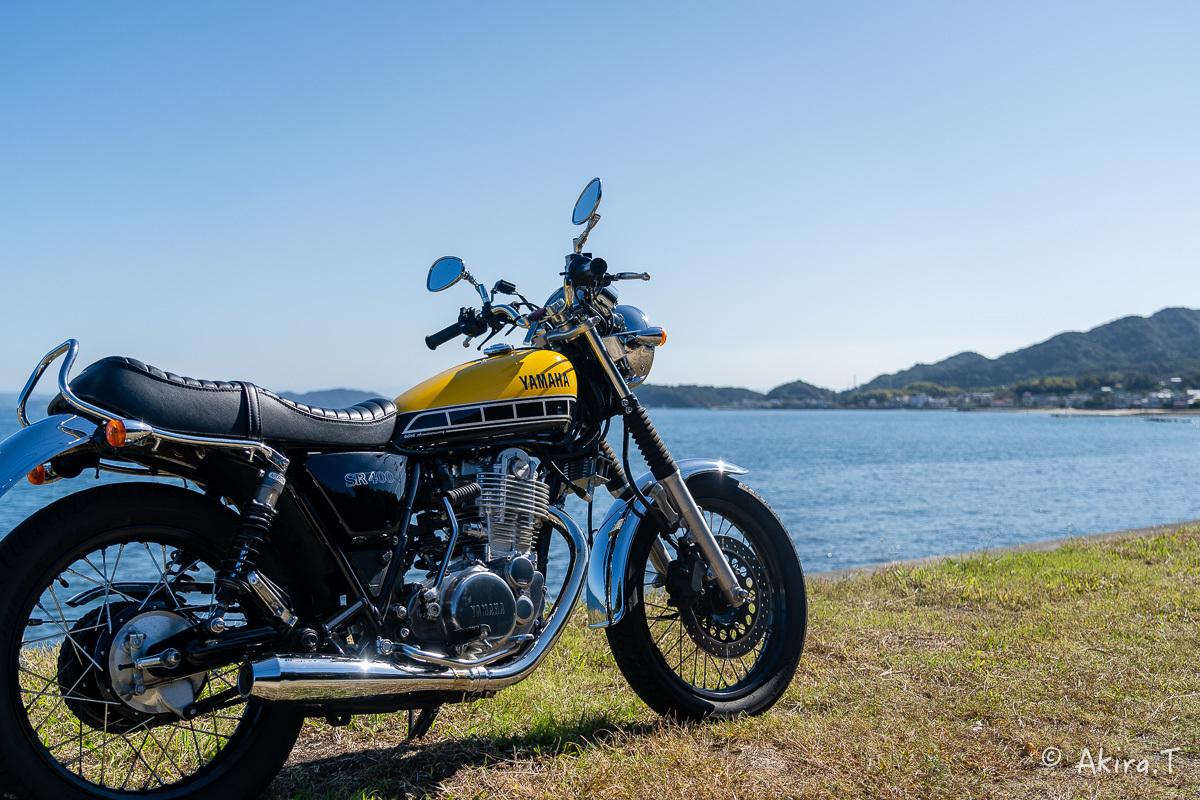 バイクは楽し!! YAMAHA SR400 -58- 淡路島_f0152550_22550871.jpg