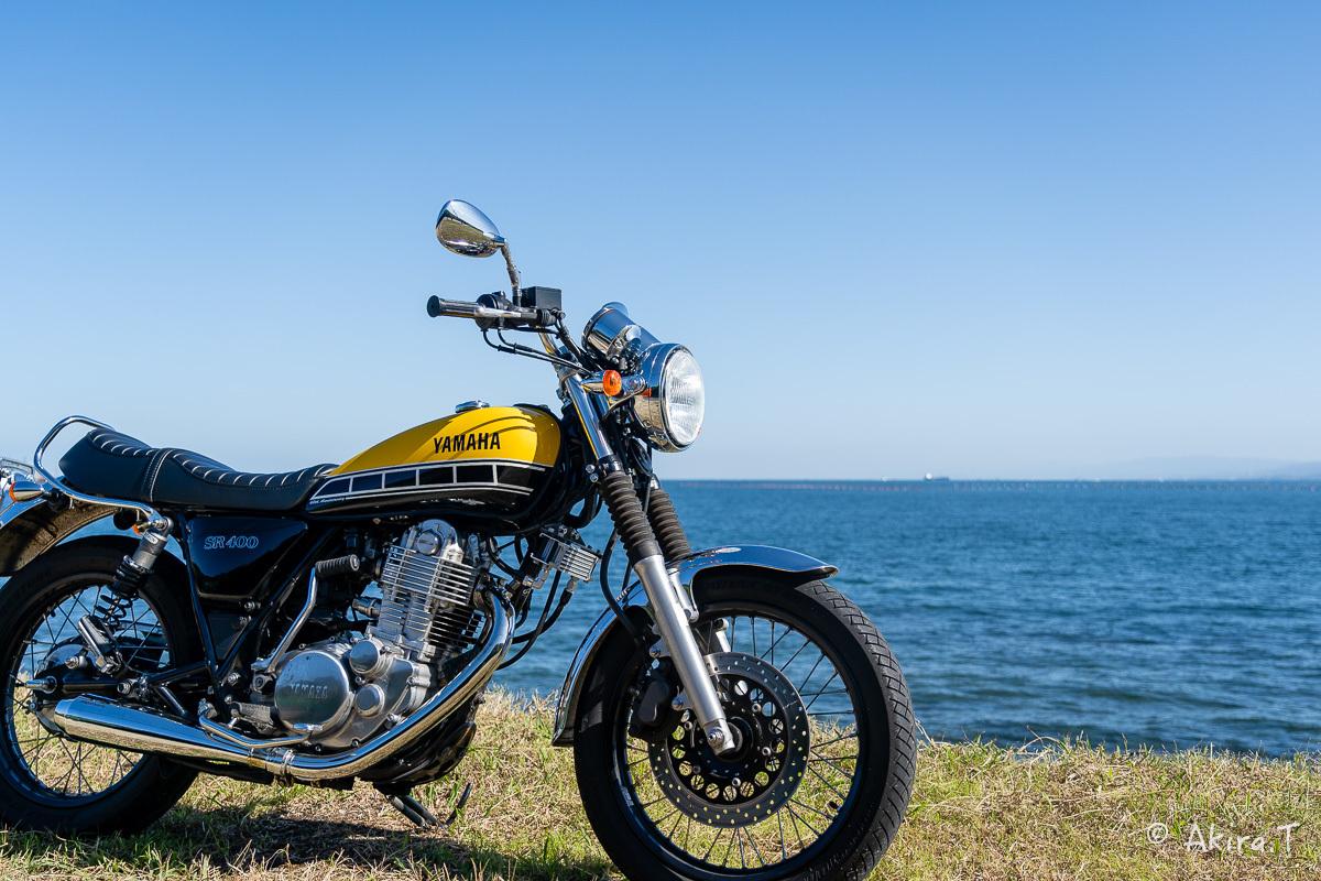 バイクは楽し!! YAMAHA SR400 -58- 淡路島_f0152550_22551837.jpg