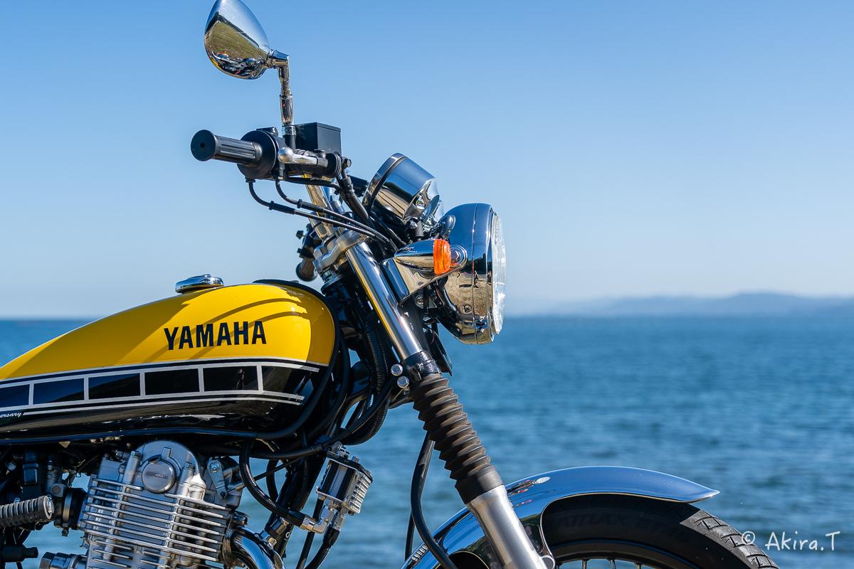 バイクは楽し!! YAMAHA SR400 -58- 淡路島_f0152550_22552577.jpg