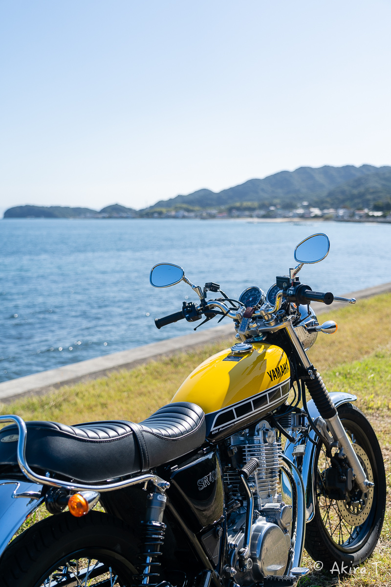 バイクは楽し!! YAMAHA SR400 -58- 淡路島_f0152550_22553153.jpg