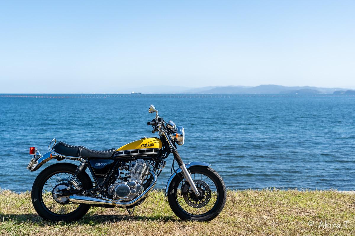 バイクは楽し!! YAMAHA SR400 -58- 淡路島_f0152550_22553955.jpg