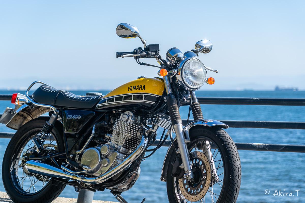 バイクは楽し!! YAMAHA SR400 -58- 淡路島_f0152550_22555035.jpg