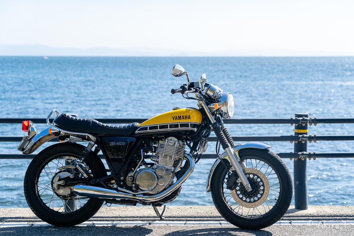 バイクは楽し!! YAMAHA SR400 -58- 淡路島_f0152550_22555619.jpg