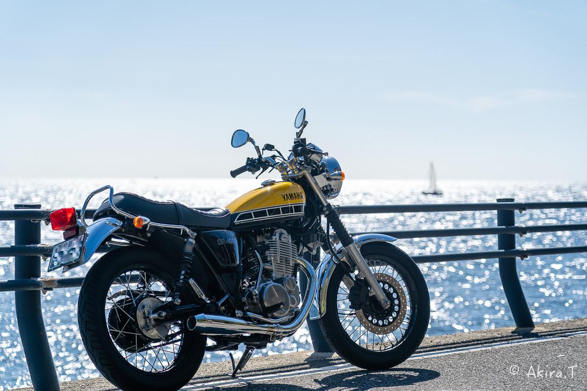 バイクは楽し!! YAMAHA SR400 -58- 淡路島_f0152550_22561220.jpg
