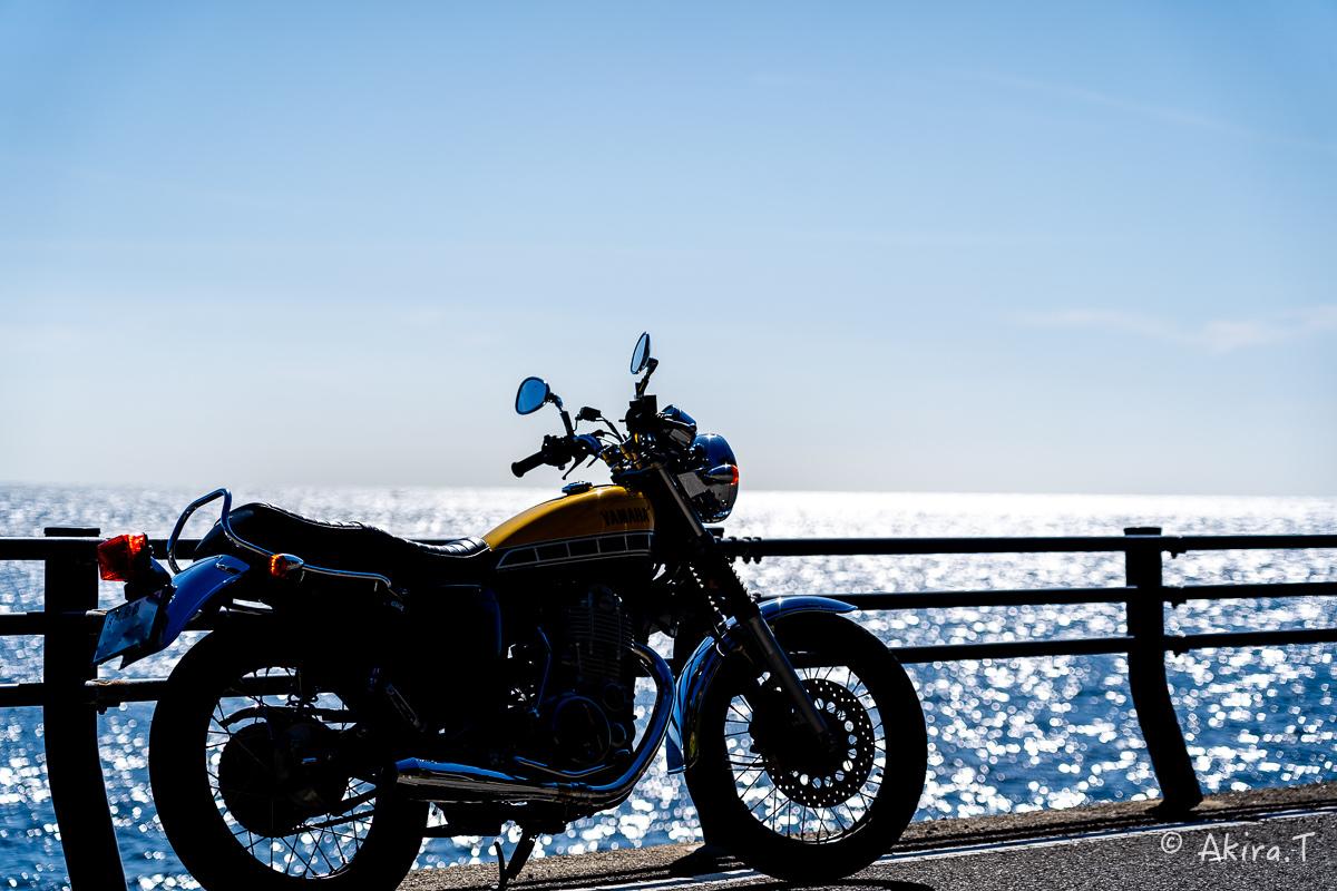 バイクは楽し!! YAMAHA SR400 -58- 淡路島_f0152550_23001635.jpg