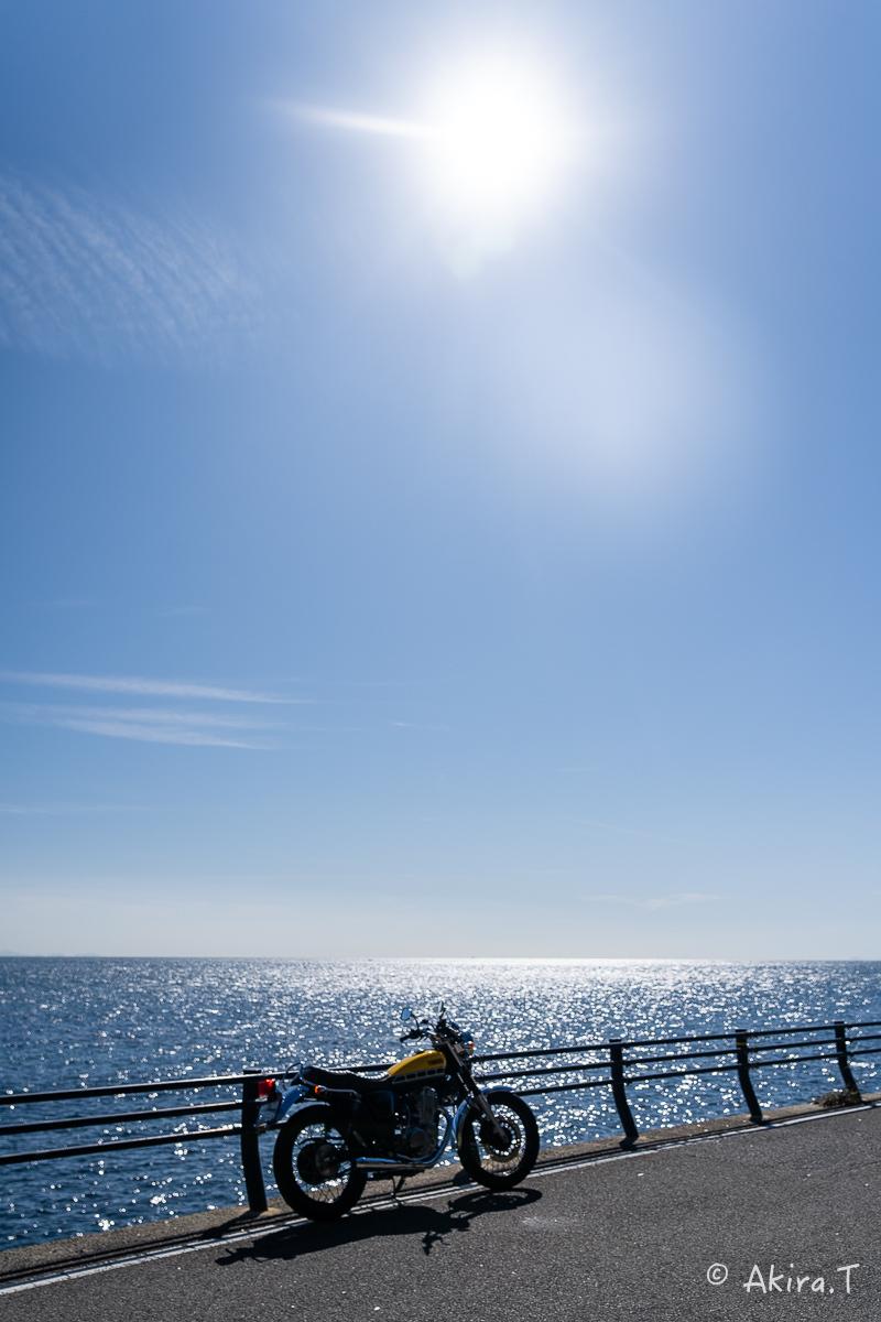 バイクは楽し!! YAMAHA SR400 -58- 淡路島_f0152550_23002349.jpg
