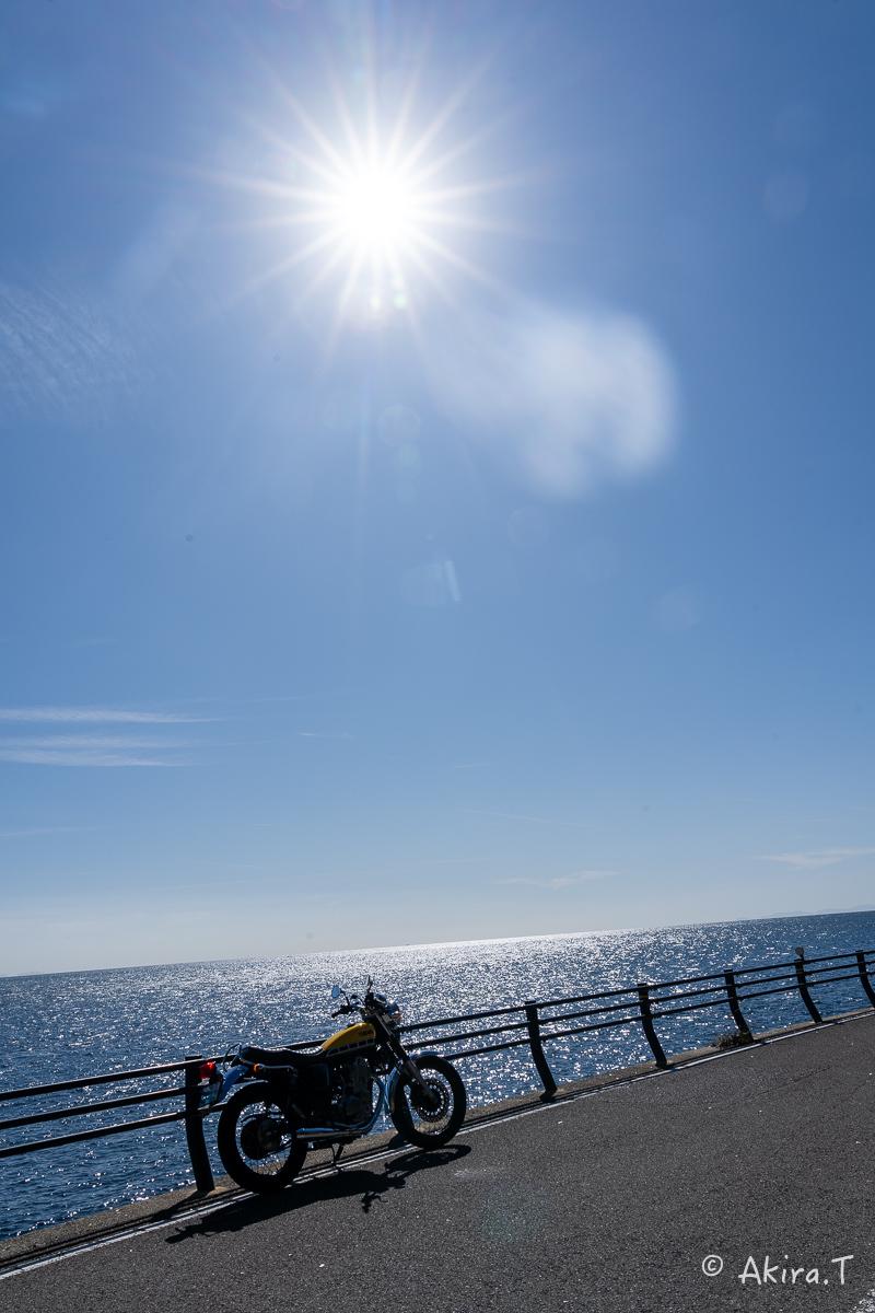 バイクは楽し!! YAMAHA SR400 -58- 淡路島_f0152550_23002885.jpg