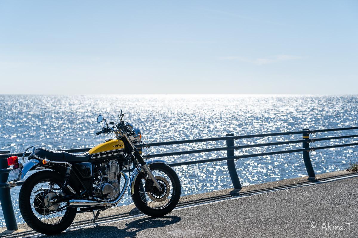 バイクは楽し!! YAMAHA SR400 -58- 淡路島_f0152550_23003945.jpg