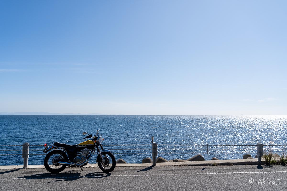 バイクは楽し!! YAMAHA SR400 -58- 淡路島_f0152550_23004675.jpg