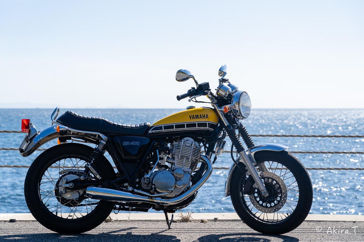 バイクは楽し!! YAMAHA SR400 -58- 淡路島_f0152550_23005397.jpg