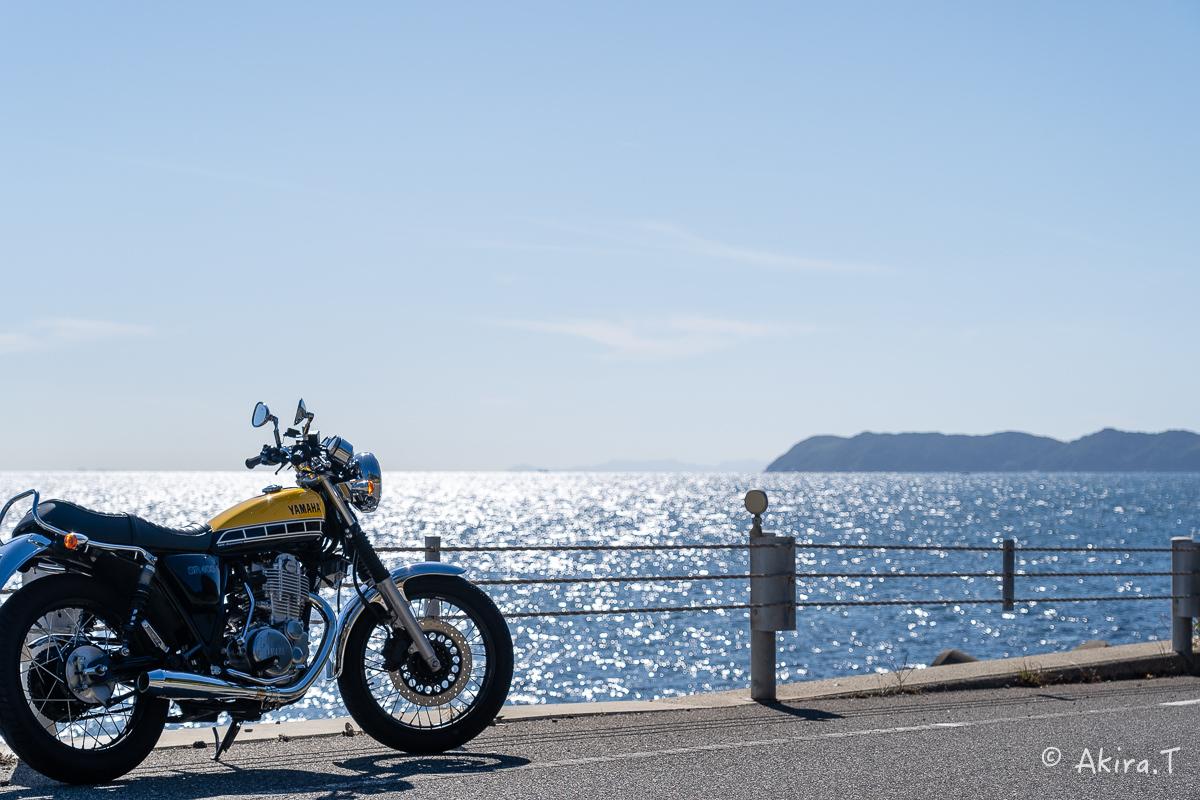 バイクは楽し!! YAMAHA SR400 -58- 淡路島_f0152550_23010190.jpg