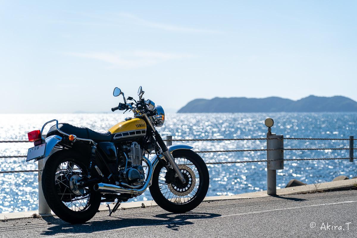 バイクは楽し!! YAMAHA SR400 -58- 淡路島_f0152550_23010884.jpg