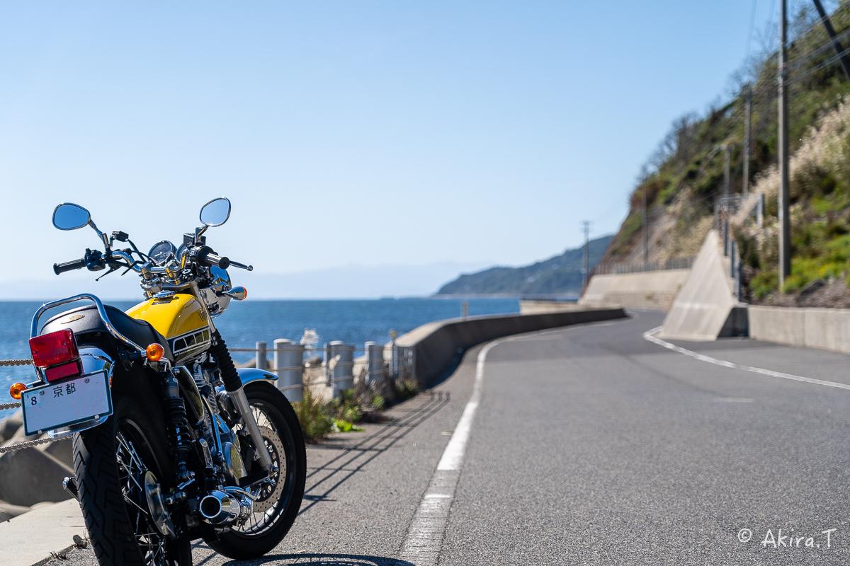 バイクは楽し!! YAMAHA SR400 -58- 淡路島_f0152550_23052799.jpg