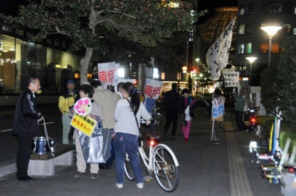 383回目四電本社前再稼働反対抗議レポ 11月8日(金)高松 【 伊方原発を止める。私たちは止まらない。55】【 日本の原発はこのまま「消滅」へ 】 _b0242956_10444446.jpeg
