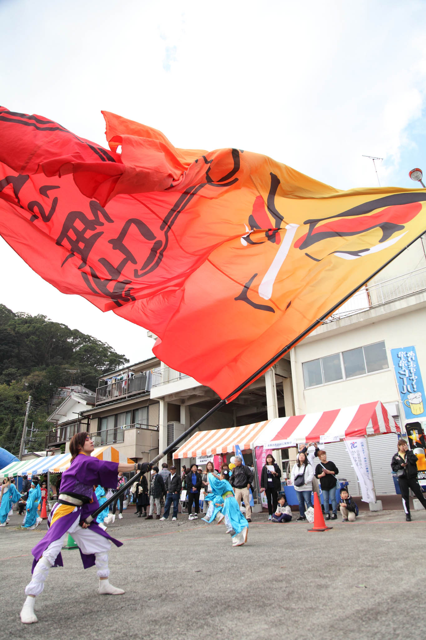 真鶴よさこい大漁フェスティバル2019【4】_c0299360_23442540.jpg