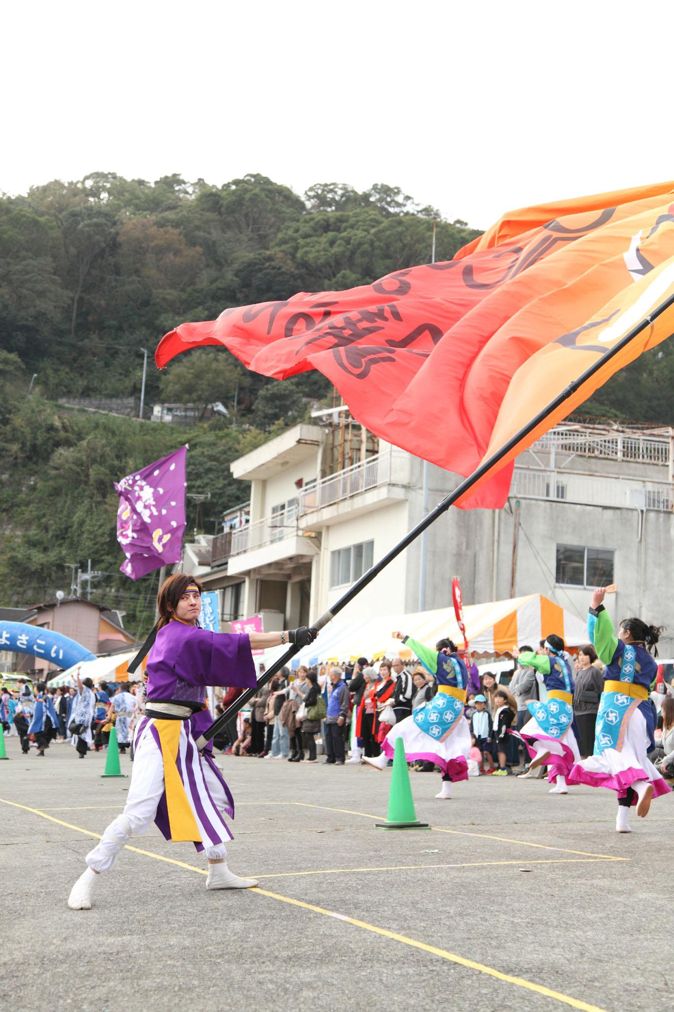 真鶴よさこい大漁フェスティバル2019【4】_c0299360_23453699.jpg