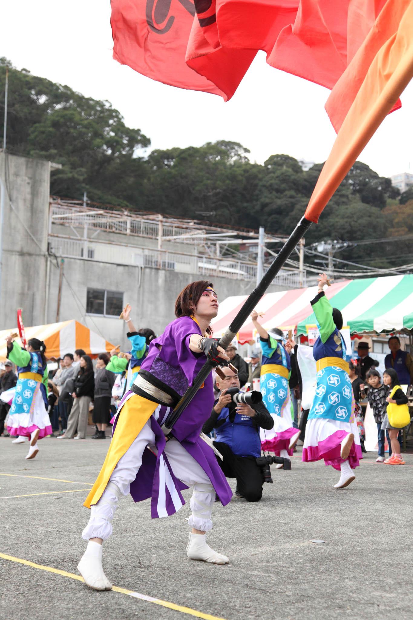 真鶴よさこい大漁フェスティバル2019【4】_c0299360_2346037.jpg
