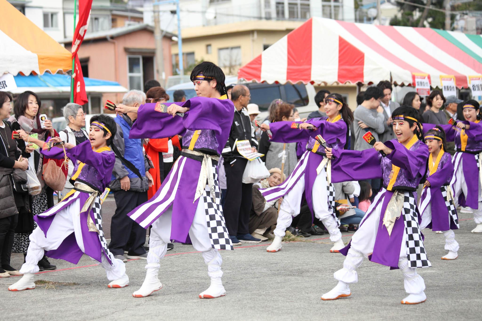 真鶴よさこい大漁フェスティバル2019【4】_c0299360_23481792.jpg